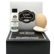 Coffret Galet des Volcans  – galet à savon pour le corps