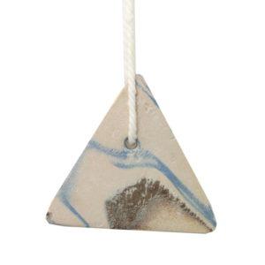 Pendentif senteur en argile diffuseur de parfum