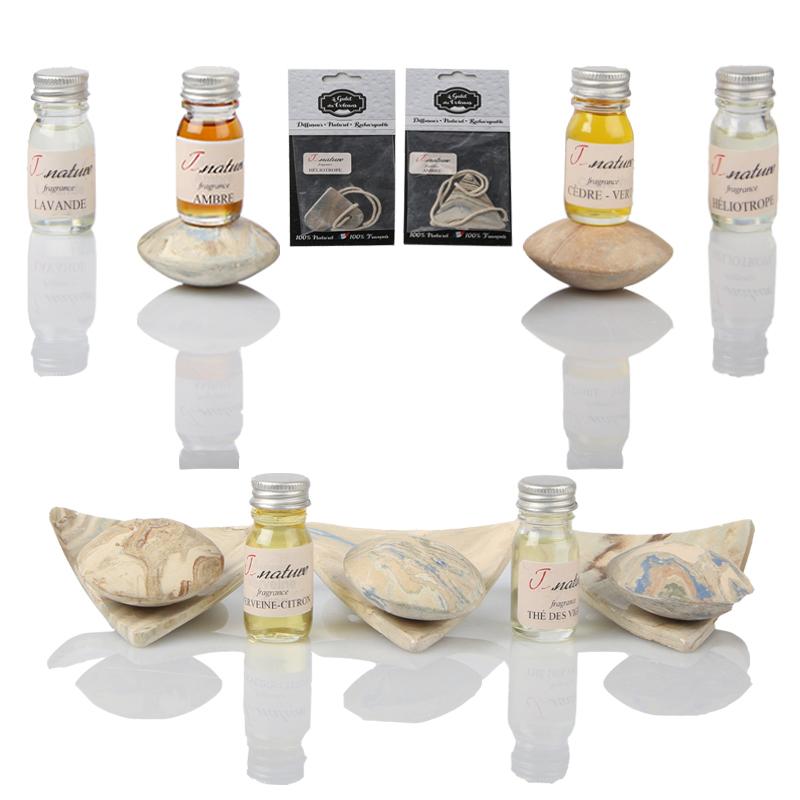 Galet de senteur et parfums