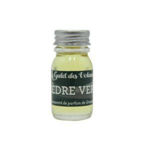 Parfum cèdre vert