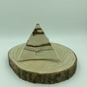 Petite coupelle émaillée triangle