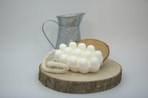 Savon lait d'ânesse et bambou