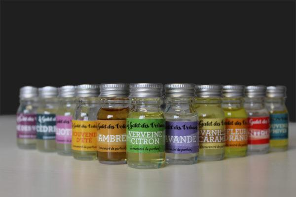 Concentré de parfum Verveine - citron