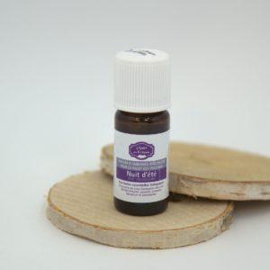 Parfum biologique anti moustique Nuit d'été