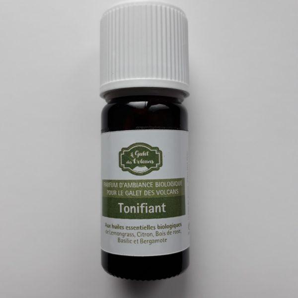 parfum biologique tonifiant